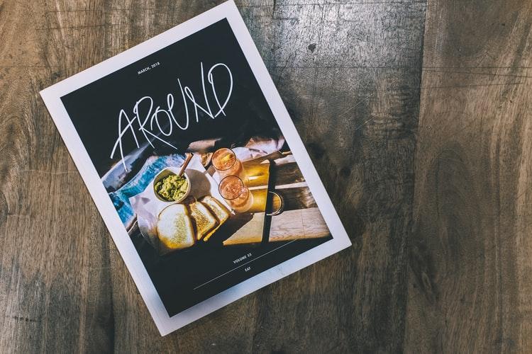 desain layout majalah