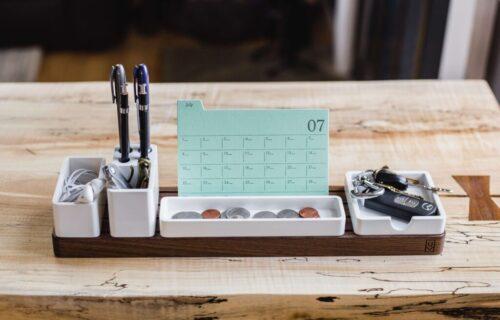 kalender kertas