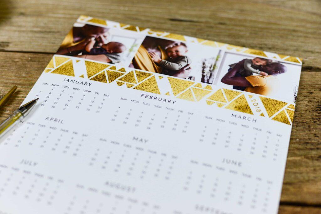 contoh kalender